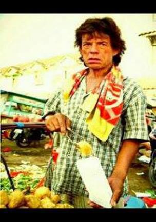 """Tak akan ada Mick Jagger kalau dia mundur dari The Rolling Stones"""