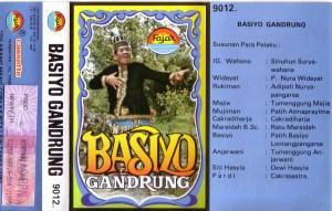 basiyo, senimana paling lucu pada masanya